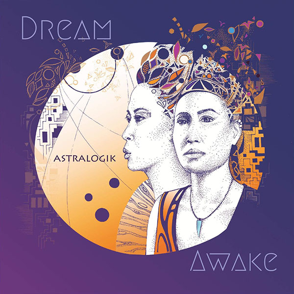 AstraLogik Dream Awake EP Cover